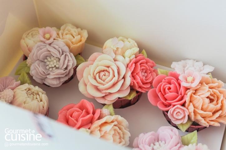 Pora's Taste ร้านวุ้นดอกไม้โฮมเมดแสนสวย ของคุณแม่ผู้จริงจัง