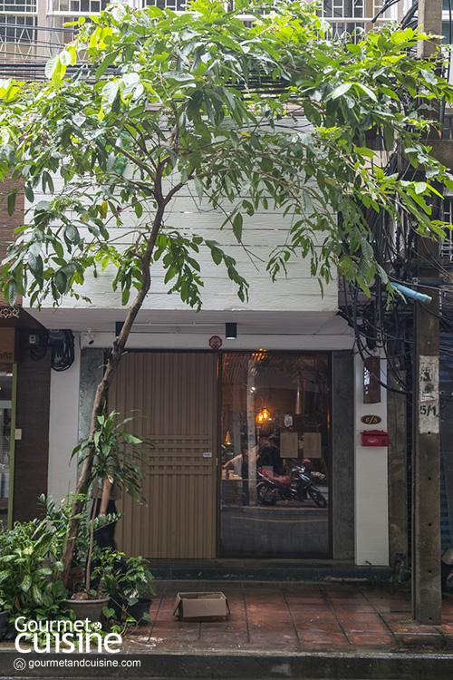 Aunglo.by.yangrak ร้านอาหารของคนรุ่นใหม่ จากเตาอั่งโล่