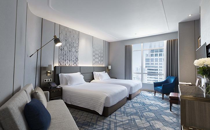 สายเที่ยวเตรียมเปย์ 1,515 บาทถ้วน จองสิทธิ์ห้องพักสุดชิลกับโครงการเราเที่ยวด้วยกัน เฟส 3 ณ โรงแรมเซ็นทาราแกรนด์ฯ เซ็นทรัลเวิลด์