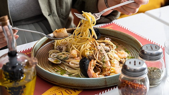 Mozza by Cocotte @Siam Paragon ร้านอาหารอิตาเลียนสูตรคุณยาย