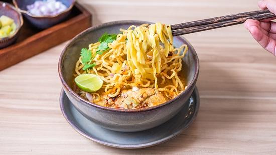 Porwa Northern Thai Cuisine (พอวา) ร้านอาหารเหนือรสมือแม่ ใกล้บีทีเอสพญาไท