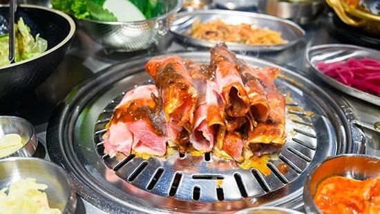 Saemaeul Sikdang ร้านปิ้งย่างสุดฮอตกับซุปกิมจิ 7 นาทีในตำนานที่เซ็นทรัลเวิลด์