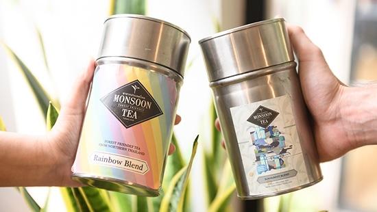 Monsoon Tea Asok ร้านชาและบาร์คอมบูชะย่านอโศกที่ส่งตรงใบชามาจากผืนป่าภาคเหนือของไทย