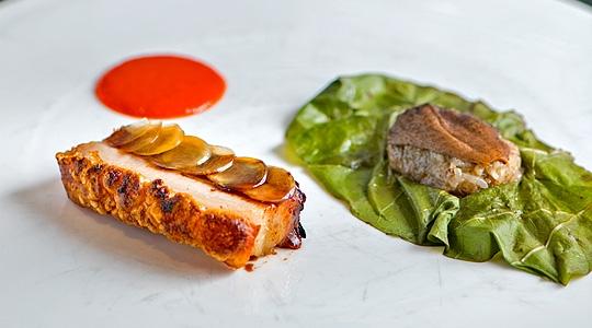 'Re-interpretation of Thai Cuisine' มองมุมกลับ-ปรับมุมมองที่ 80/20