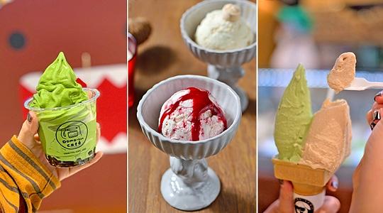 ชวนคลายร้อน เย็นชื่นใจด้วย 5 ไอศกรีม